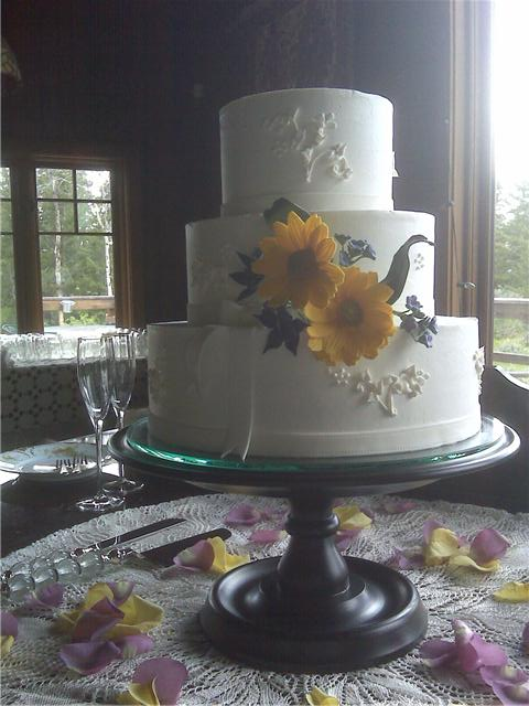 Wedding Cake June '10