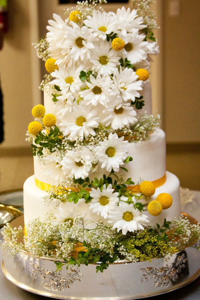 Adam and Leta's Wedding Cake1
